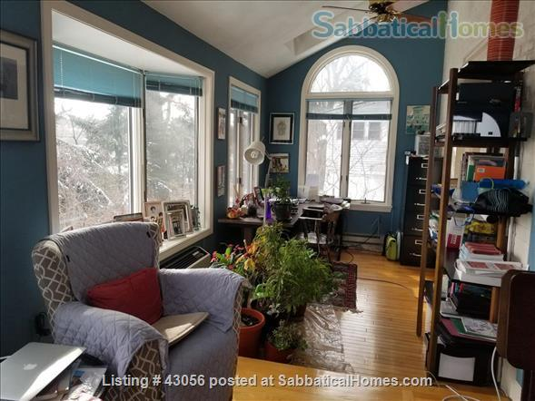 BEAUTIFUL 4 BR/2 .5 BA ELEGANTLY FURNISHED IN BROOKLINE LONGWOOD AREA Home Rental in Brookline, Massachusetts, United States 5