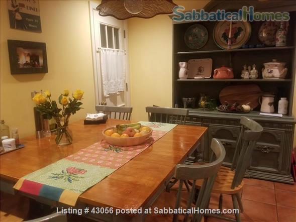 BEAUTIFUL 4 BR/2 .5 BA ELEGANTLY FURNISHED IN BROOKLINE LONGWOOD AREA Home Rental in Brookline, Massachusetts, United States 7