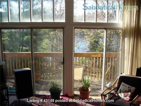 3 bedroom townhouse - Reston, VA, DC metro area, near G Mason  U - for rent  or exchange Home Rental in Reston, Virginia, United States 1