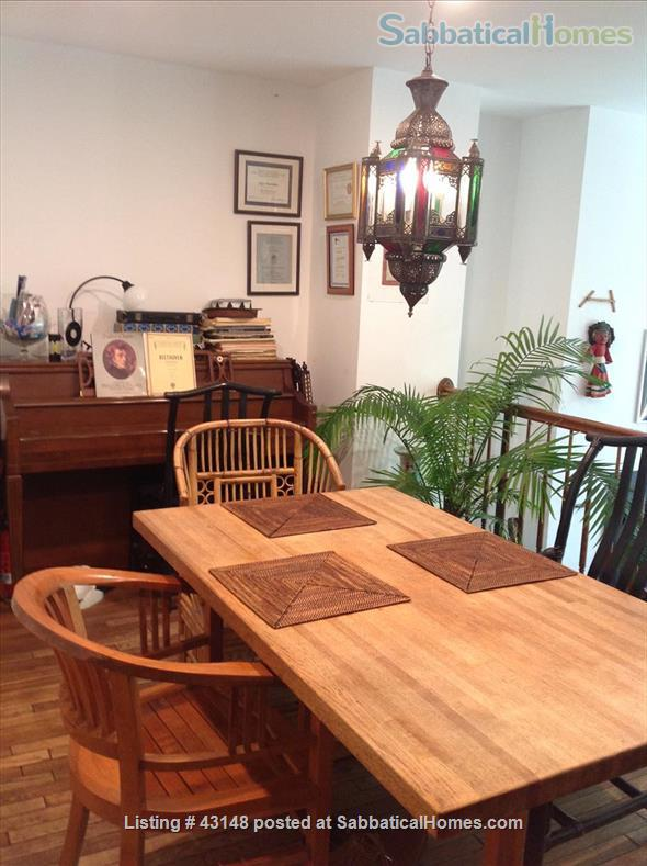 3 bedroom townhouse - Reston, VA, DC metro area, near G Mason  U - for rent  or exchange Home Exchange in Reston, Virginia, United States 0