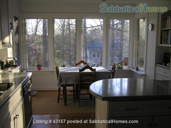 Comfortable, Easy-Care Home near UVA Home Rental in Charlottesville, Virginia, United States 3