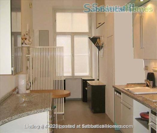 Comfortable flat in central Vienna for 2-4 people within walking distance to University Home Rental in Vienna, Wien, Austria 3