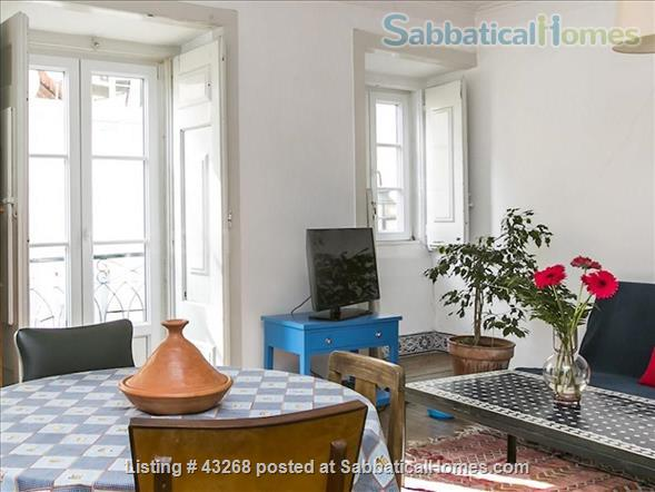 Spacious Apartment in the the Heart of Lisbon - Alfama Home Rental in Lisbon, Lisbon, Portugal 0