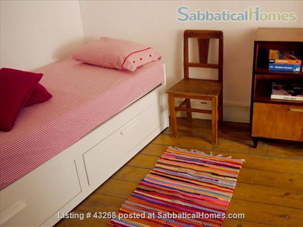 Spacious Apartment in the the Heart of Lisbon - Alfama Home Rental in Lisbon, Lisbon, Portugal 2