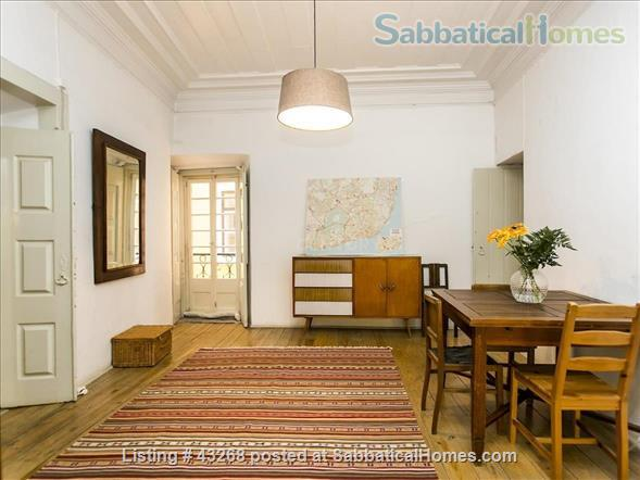 Spacious Apartment in the the Heart of Lisbon - Alfama Home Rental in Lisbon, Lisbon, Portugal 4