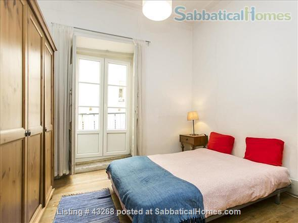 Spacious Apartment in the the Heart of Lisbon - Alfama Home Rental in Lisbon, Lisbon, Portugal 5