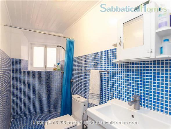 Spacious Apartment in the the Heart of Lisbon - Alfama Home Rental in Lisbon, Lisbon, Portugal 8