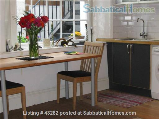 Central London one bed flat on garden square Home Rental in Greater London, England, United Kingdom 0
