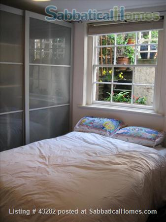 Central London one bed flat on garden square Home Rental in Greater London, England, United Kingdom 3