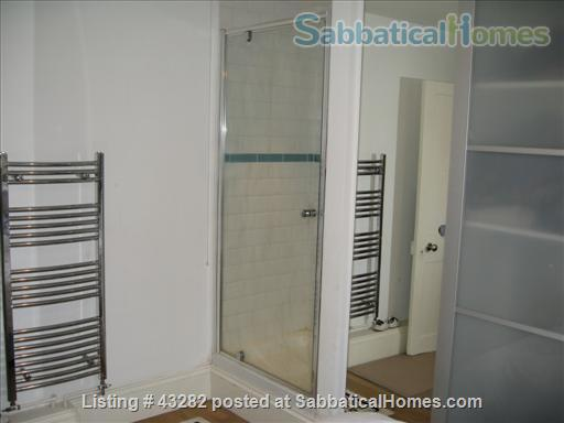 Central London one bed flat on garden square Home Rental in Greater London, England, United Kingdom 4