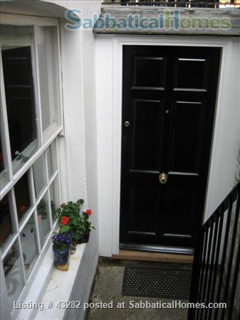 Central London one bed flat on garden square Home Rental in Greater London, England, United Kingdom 5