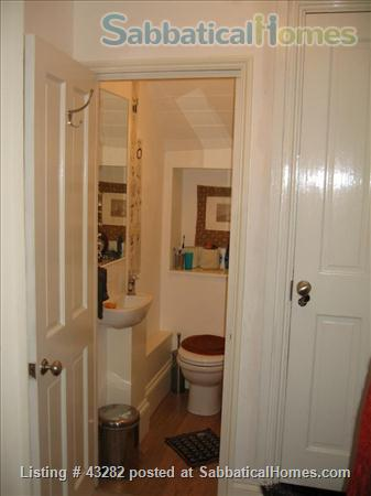 Central London one bed flat on garden square Home Rental in Greater London, England, United Kingdom 6