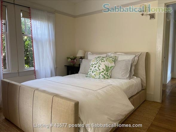 Gorgeous Furnished Craftsman Bungalow in Prime Location - Available 6/14/21 Home Rental in Berkeley, California, United States 8
