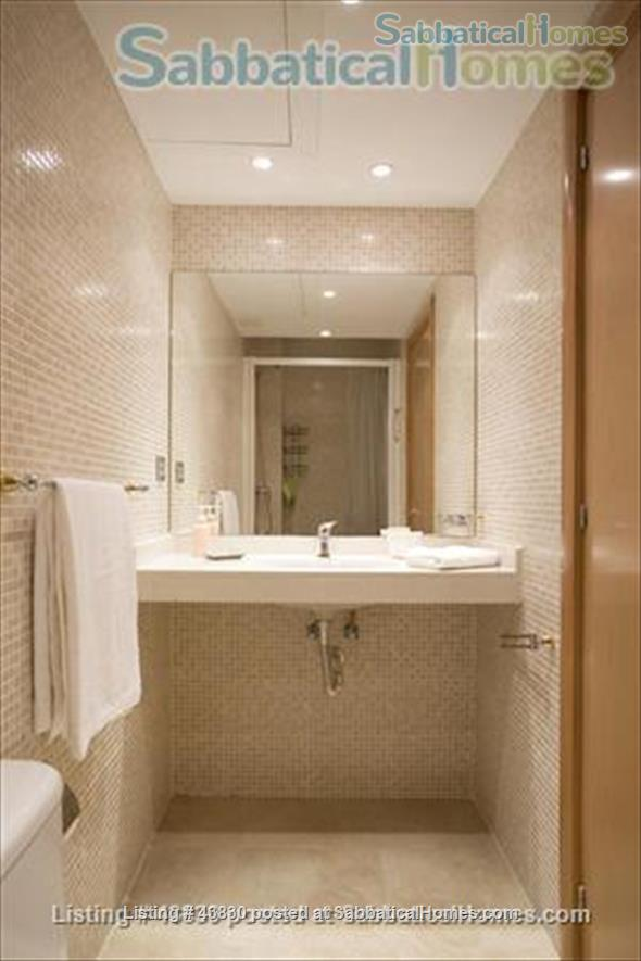 Plaza Catalunya -- Gothic Quarter - just 6  min to beach - 2 bedroom apt   Home Rental in Barcelona, Catalunya, Spain 5