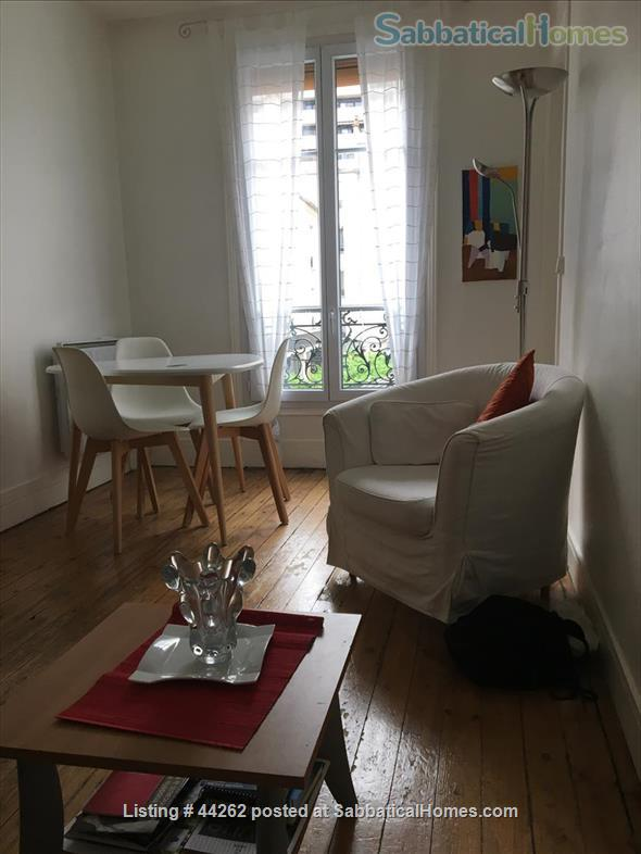 I rent a cosy and quite 2 rooms between Nation and Bastille Home Rental in Paris, Île-de-France, France 7