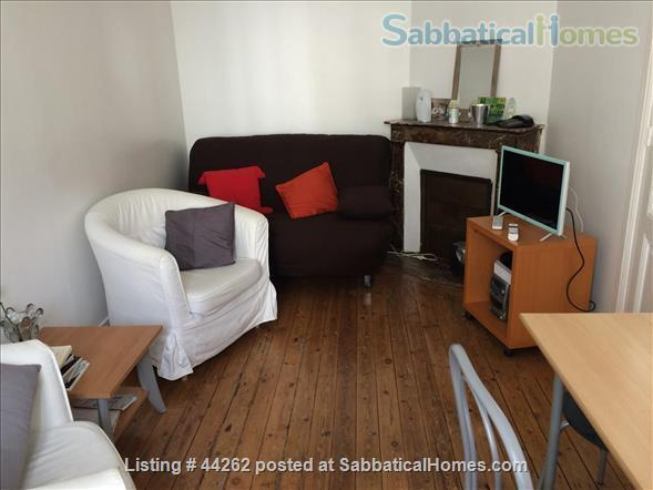 I rent a cosy and quite 2 rooms between Nation and Bastille Home Rental in Paris, Île-de-France, France 2