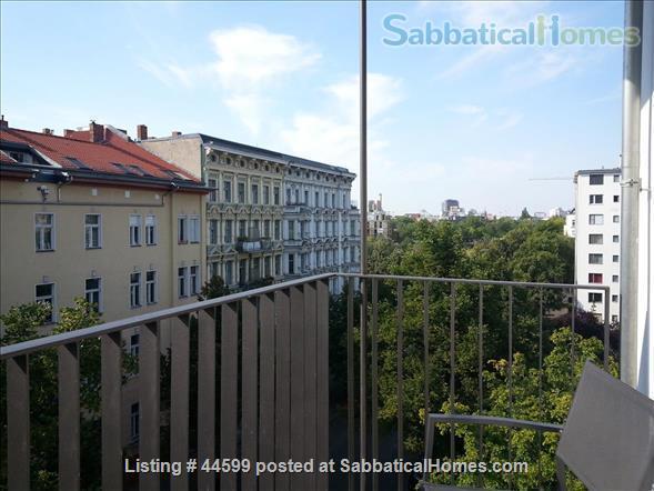 Nice, quiet, very bright 1-br-apartment in Berlin/Kreuzberg for rent, close to Bergmannstrasse  Home Rental in Berlin, Berlin, Germany 9