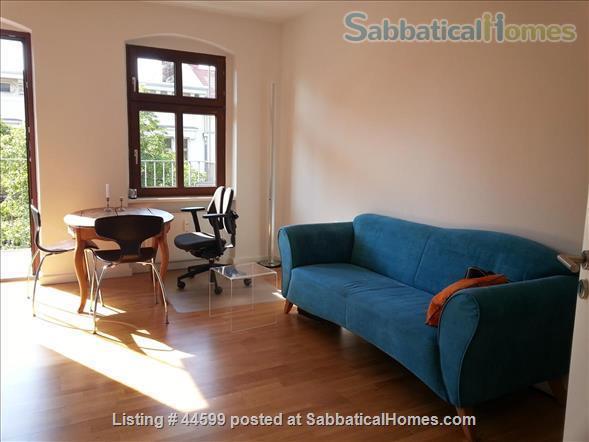 Nice, quiet, very bright 1-br-apartment in Berlin/Kreuzberg for rent, close to Bergmannstrasse  Home Rental in Berlin, Berlin, Germany 2