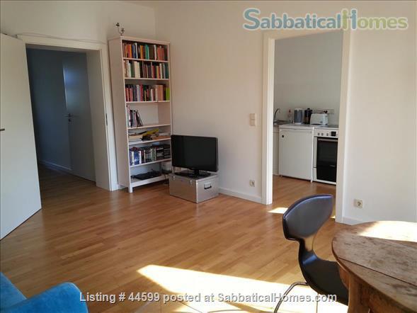 Nice, quiet, very bright 1-br-apartment in Berlin/Kreuzberg for rent, close to Bergmannstrasse  Home Rental in Berlin, Berlin, Germany 3