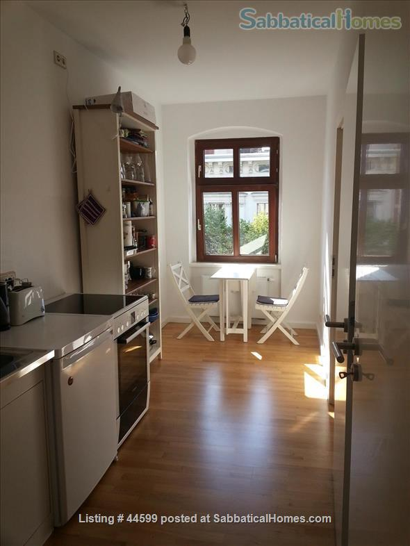 Nice, quiet, very bright 1-br-apartment in Berlin/Kreuzberg for rent, close to Bergmannstrasse  Home Rental in Berlin, Berlin, Germany 6