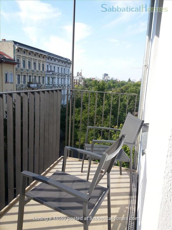 Nice, quiet, very bright 1-br-apartment in Berlin/Kreuzberg for rent, close to Bergmannstrasse  Home Rental in Berlin, Berlin, Germany 8