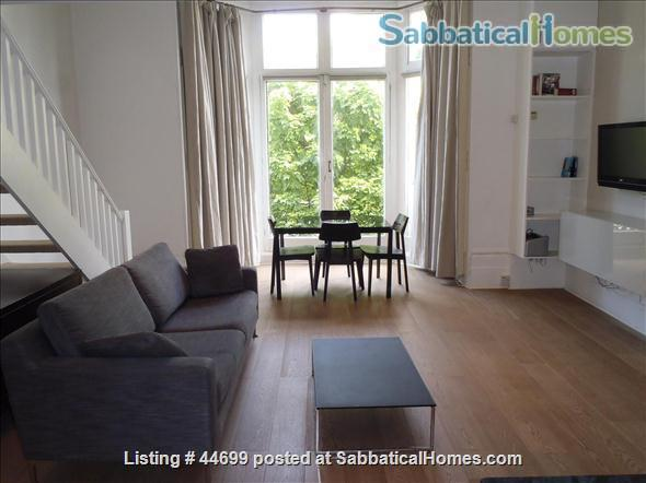 PRIME LOCATION !!! ALL UTILITIES, TV CABLES AND WIFI INCLUDED. Stunning Studio Loft in the heart of Belsize Park, one of London's most sought after neighbourhoods. Home Rental in London, England, United Kingdom 4