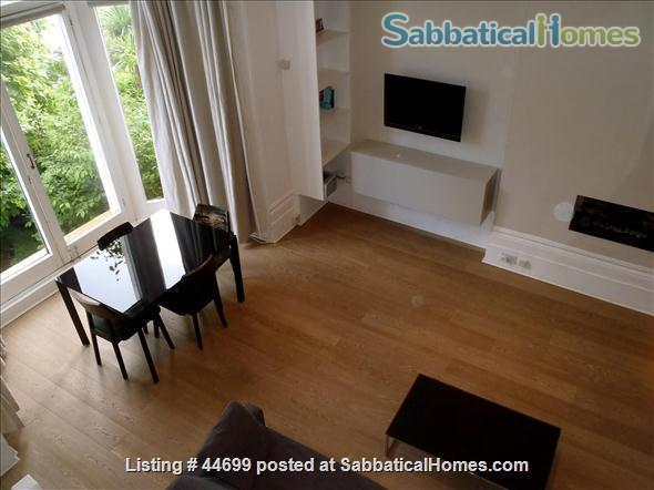 PRIME LOCATION !!! ALL UTILITIES, TV CABLES AND WIFI INCLUDED. Stunning Studio Loft in the heart of Belsize Park, one of London's most sought after neighbourhoods. Home Rental in London, England, United Kingdom 6