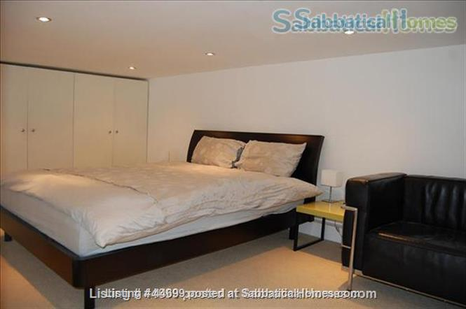 PRIME LOCATION !!! ALL UTILITIES, TV CABLES AND WIFI INCLUDED. Stunning Studio Loft in the heart of Belsize Park, one of London's most sought after neighbourhoods. Home Rental in London, England, United Kingdom 7