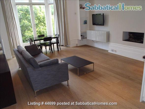 PRIME LOCATION !!! ALL UTILITIES, TV CABLES AND WIFI INCLUDED. Stunning Studio Loft in the heart of Belsize Park, one of London's most sought after neighbourhoods. Home Rental in London, England, United Kingdom 8