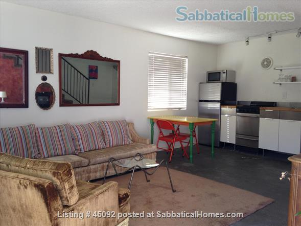 1-BRM-Guest Suite Available, Furnished, Mid-Century Modern Decor : Beverly Hills & W. Hllywd. Adj./Miracle Mile Home Rental in Los Angeles, California, United States 1