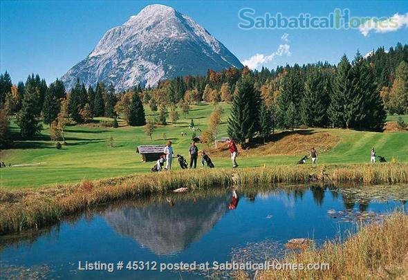 Charming Apartment Seefeld Tirol Austria Alps pool sauna internet Innsbruck   Home Rental in Innsbruck, Tirol, Austria 8