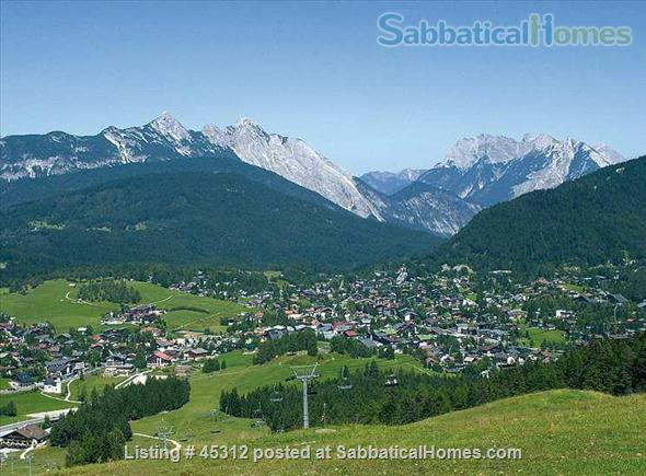 Charming Apartment Seefeld Tirol Austria Alps pool sauna internet Innsbruck   Home Rental in Innsbruck, Tirol, Austria 7