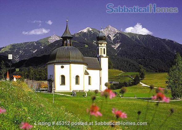 Charming Apartment Seefeld Tirol Austria Alps pool sauna internet Innsbruck   Home Rental in Innsbruck, Tirol, Austria 9