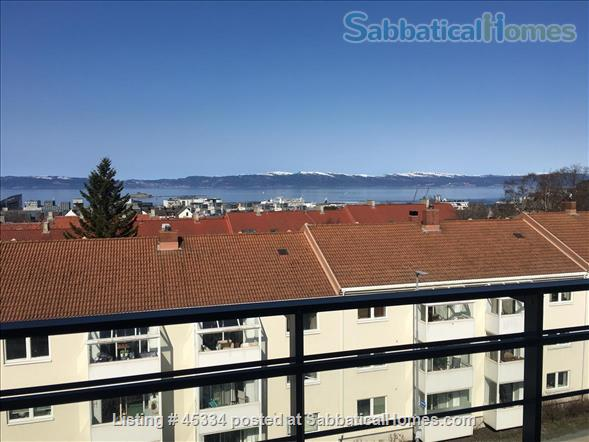 Small apartment with view in Trondheim Home Rental in Trondheim, Sør-Trøndelag, Norway 3