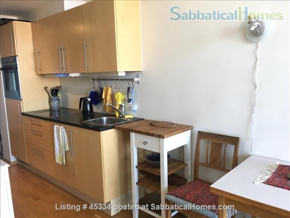 Small apartment with view in Trondheim Home Rental in Trondheim, Sør-Trøndelag, Norway 4