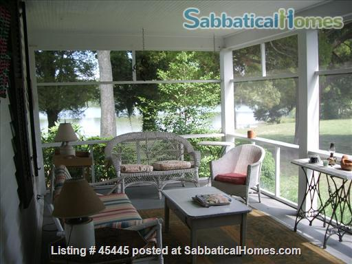 Beautiful River Home in Historic Tidewater Virginia Perfect for Sabbatical!  Home Rental in Gloucester Point, Virginia, United States 2
