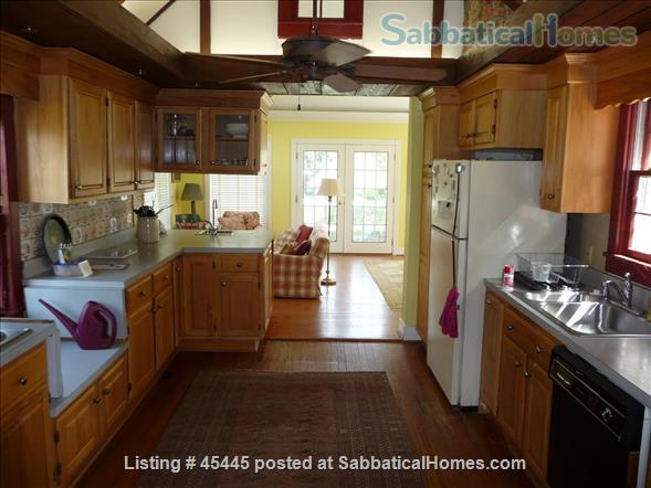 Beautiful River Home in Historic Tidewater Virginia Perfect for Sabbatical!  Home Rental in Gloucester Point, Virginia, United States 3