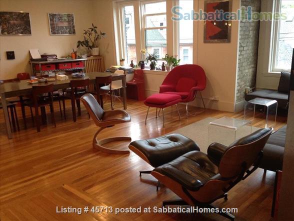Beautiful furnished 3-bedroom condo in Coolidge Corner, Brookline, AUG 7-29 Home Rental in Brookline, Massachusetts, United States 0