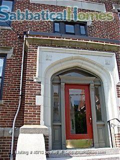 Beautiful furnished 3-bedroom condo in Coolidge Corner, Brookline, AUG 7-29 Home Rental in Brookline, Massachusetts, United States 4