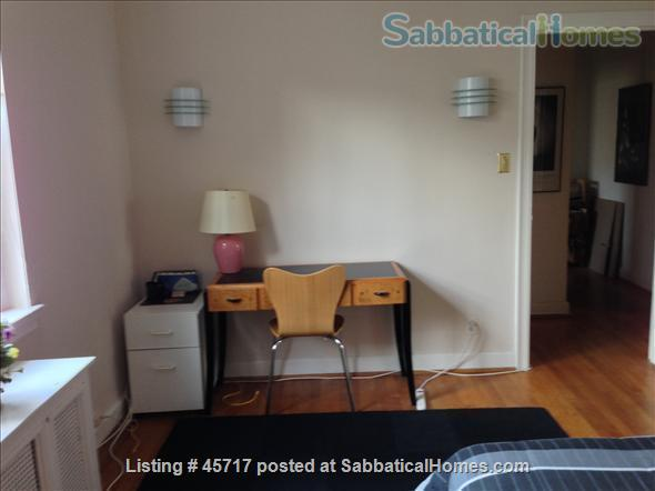 Spacious Park View Furn1 bed/1bath nr metro+gym+patio+24hr desk+ amenities Home Rental in Washington, District of Columbia, United States 3