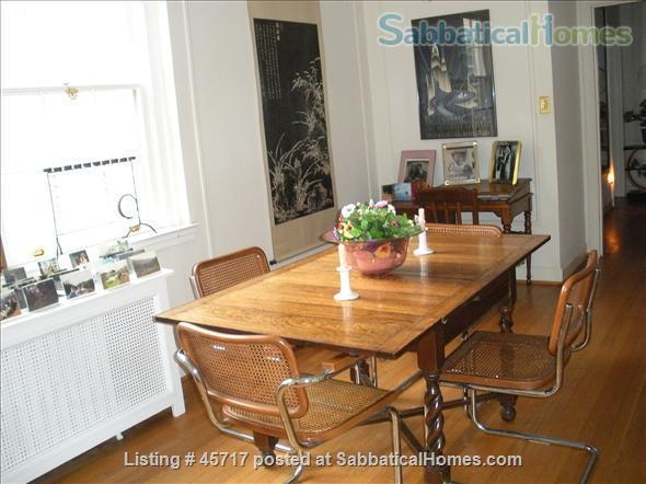 Spacious Park View Furn1 bed/1bath nr metro+gym+patio+24hr desk+ amenities Home Rental in Washington, District of Columbia, United States 5