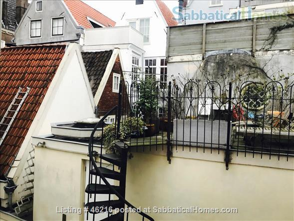 lovely downtown amsterdam appartment  with 1-2 bedrooms Home Rental in Amsterdam, NH, Netherlands 9