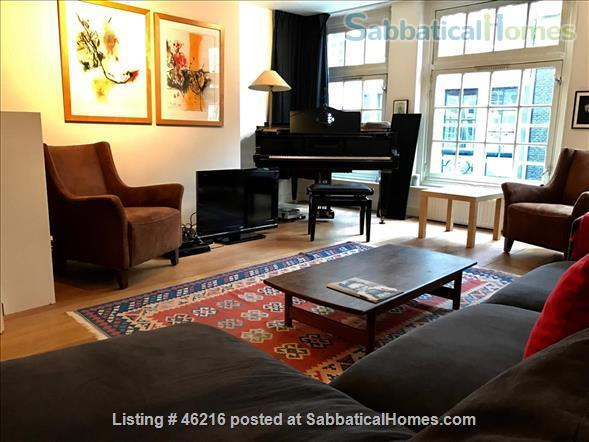 lovely downtown amsterdam appartment  with 1-2 bedrooms Home Rental in Amsterdam, NH, Netherlands 0