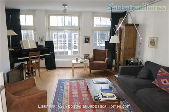 lovely downtown amsterdam appartment  with 1-2 bedrooms Home Rental in Amsterdam, NH, Netherlands 2