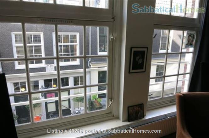 lovely downtown amsterdam appartment  with 1-2 bedrooms Home Rental in Amsterdam, NH, Netherlands 3