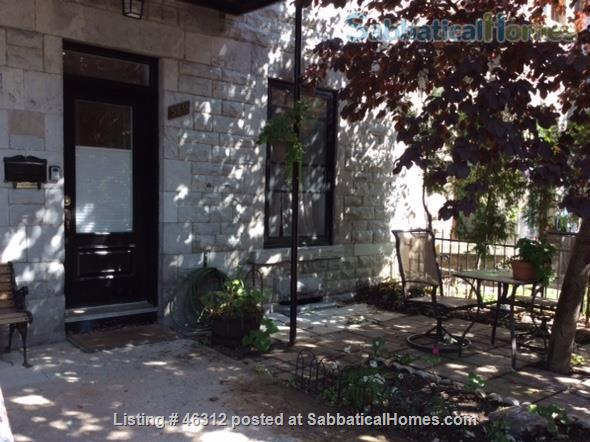 Newly renovated three bedroom apartment, located in the trendy Mile-End district Home Rental in Montreal, Quebec, Canada 1
