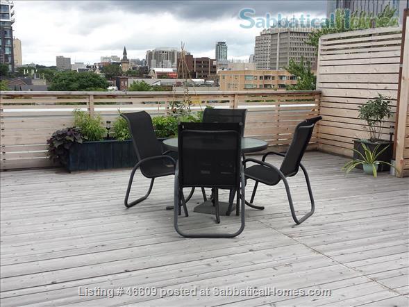 Quiet, light-filled, Kensington Market loft   Home Rental in Toronto, Ontario, Canada 5
