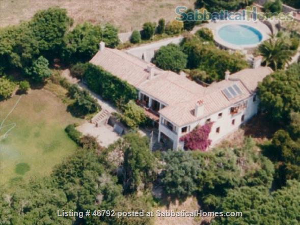 17th century converted farmhouse for 2 - 6 people to rent in World Heritage site of Serra de Sintra, Portugal Home Rental in Colares, Lisboa, Portugal 1