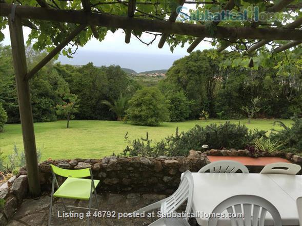 17th century converted farmhouse for 2 - 6 people to rent in World Heritage site of Serra de Sintra, Portugal Home Rental in Colares, Lisboa, Portugal 0