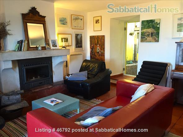17th century converted farmhouse for 2 - 6 people to rent in World Heritage site of Serra de Sintra, Portugal Home Rental in Colares, Lisboa, Portugal 3